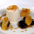 Thumbnail for Iced Islay Whisky Cream, Salad of Oranges and Prunes and a Tea Syrup