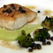Thumbnail for Roast Hake, Romanesco Cauliflower, Brown Butter and Capers