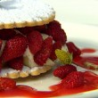 Thumbnail for Ballywater Alpine Strawberries, Lemon Curd and Shortbread