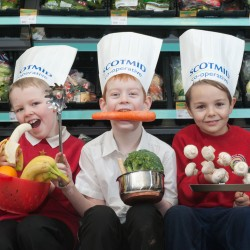 Thumbnail for The right recipe: New community health project launched in Mayfield and Easthouses