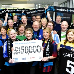 Thumbnail for Scotmid Co-operative and Prostate Cancer UK smash £150k fundraising target within six months