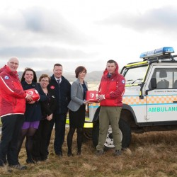 Thumbnail for Lakes and Dales Co-operative donates life-saving defibrillators to Penrith Mountain Rescue