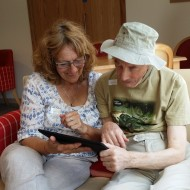 funding to purchase 2 tablets for residents living with dementia